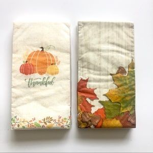 Accents - Fall Home Decor 5 Piece Bundle